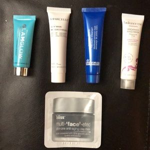 Bundle of (5) Face Mask Treatments